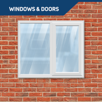 Stock Windows & Doors