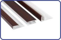 Soffit Board Accessories Mahogany